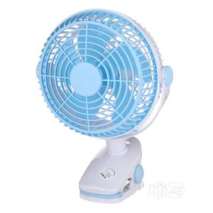 Portable Cooling Fan Clip On Fan USB Powered Clip Desk Fan   Computer Accessories  for sale in Lagos State, Ikeja