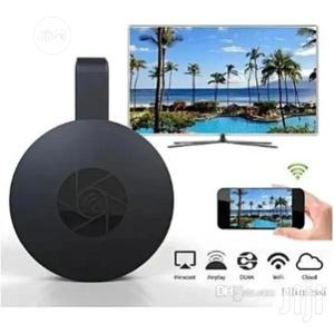 Google Chrome Cast Media Streaming Device | Accessories & Supplies for Electronics for sale in Lagos State, Ikeja