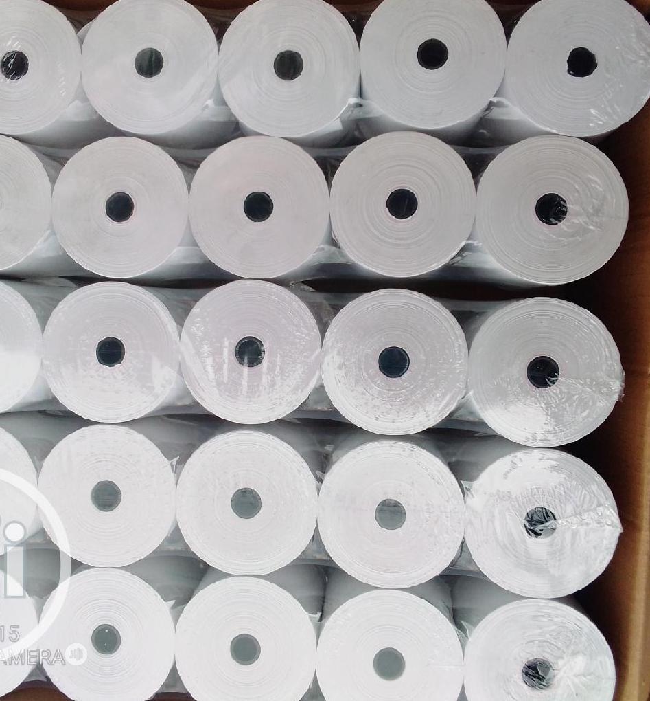 Thermal Paper Roll 57 X 80mm 100 Rolls