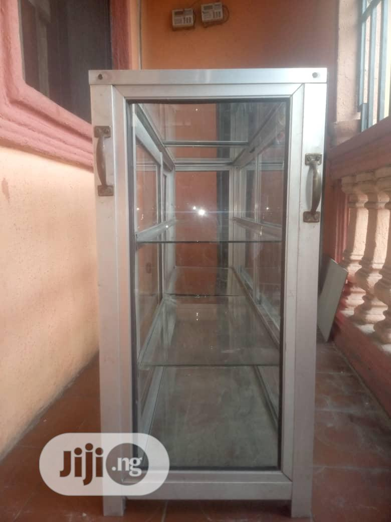 Big Show Glass | Store Equipment for sale in Port-Harcourt, Rivers State, Nigeria