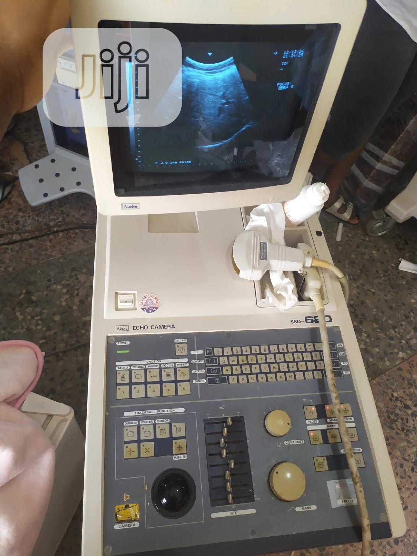 Aloka SSD-620