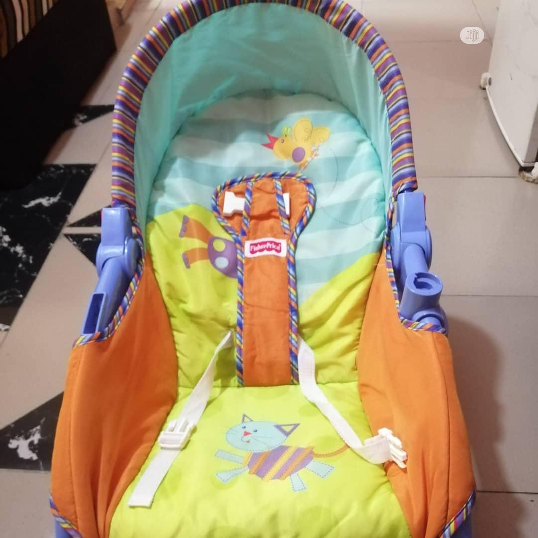 Fisher-price Infant To Toddler Baby Rocker