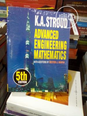 Advanced E Engineering Mathematics (5th Edition)   Books & Games for sale in Lagos State, Yaba