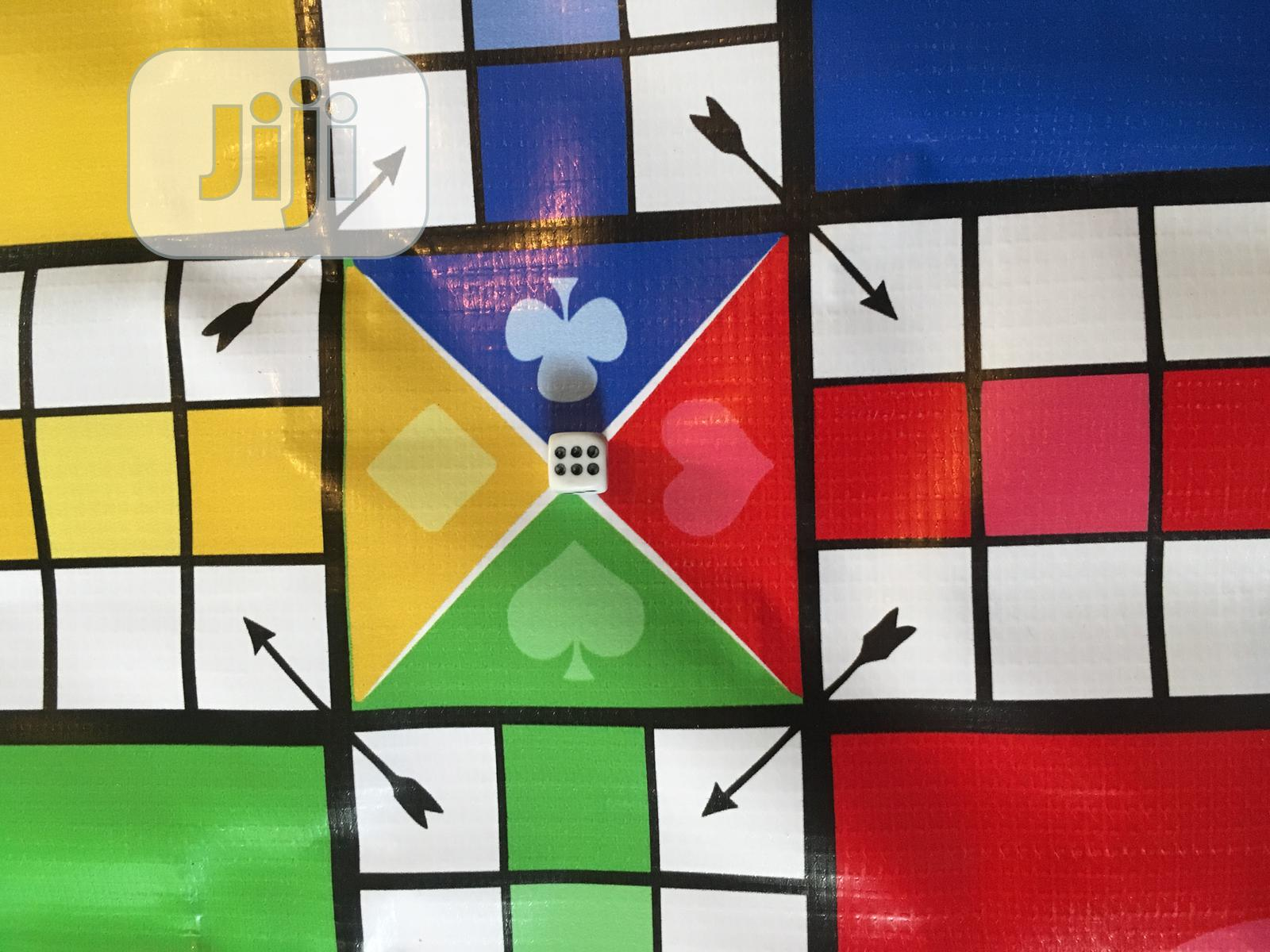 Glassless, Foldable LUDO Game Board | Books & Games for sale in Ikeja, Lagos State, Nigeria