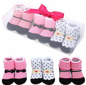 Baby Girls Booties | Babies & Kids Accessories for sale in Lagos State, Shomolu