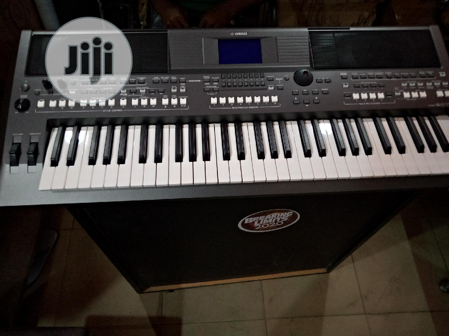 Yamaha Psr 670 | Musical Instruments & Gear for sale in Ojo, Lagos State, Nigeria