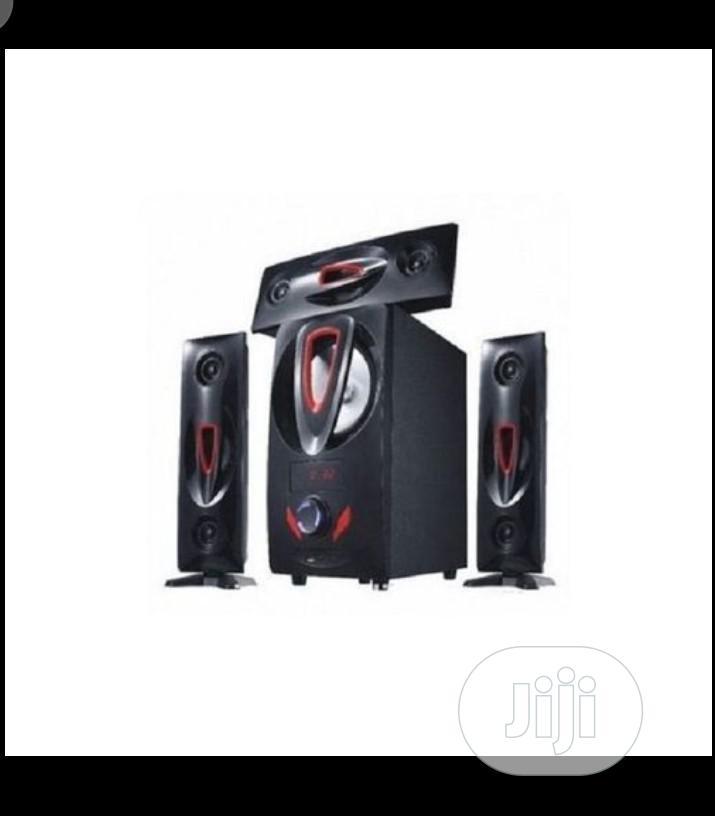 Royal Deroyale King Super Bass 3.1ch Bluetooth Home Theatre