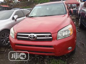 Toyota RAV4 2008 Limited V6 4x4 Red | Cars for sale in Lagos State, Apapa