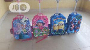 3 In 1 Trolley School Bag | Babies & Kids Accessories for sale in Edo State, Benin City