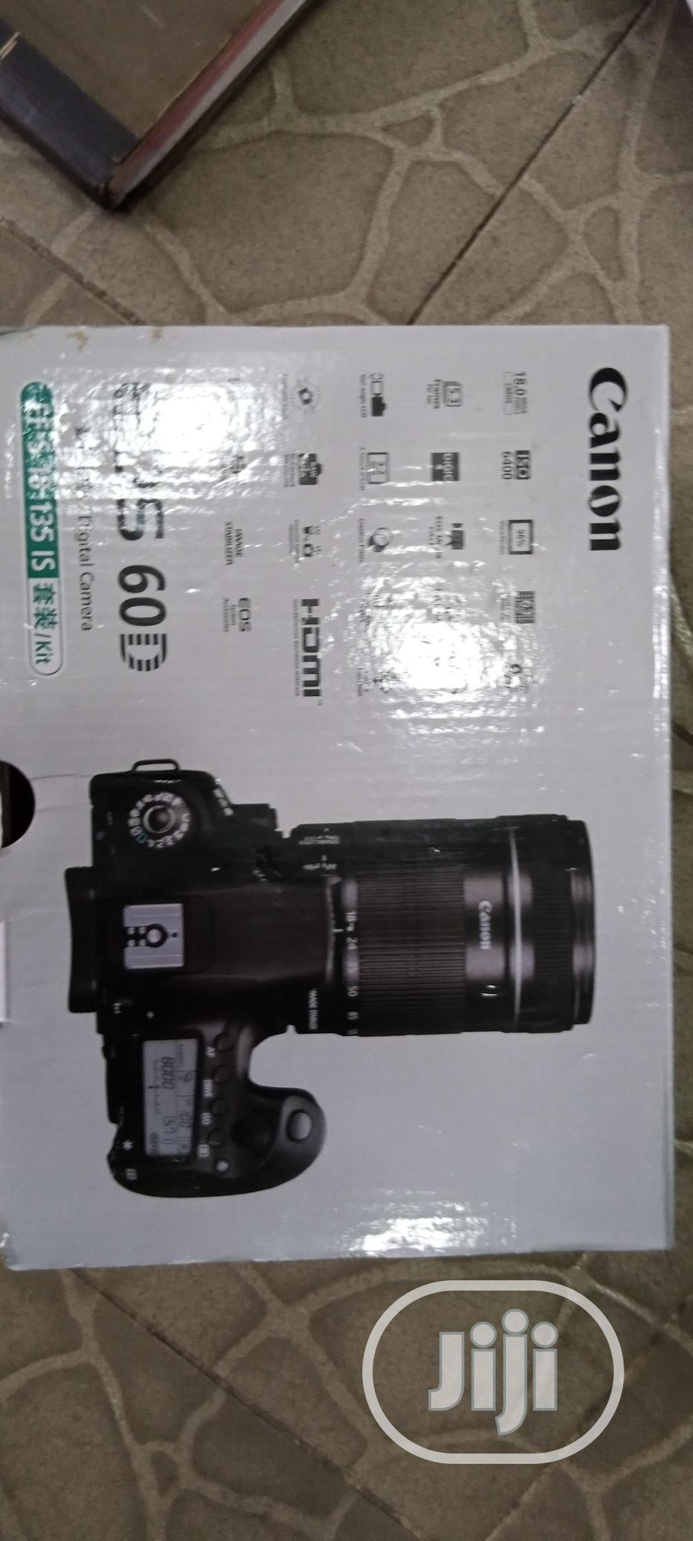 Canon 60D Camera | Photo & Video Cameras for sale in Ikeja, Lagos State, Nigeria