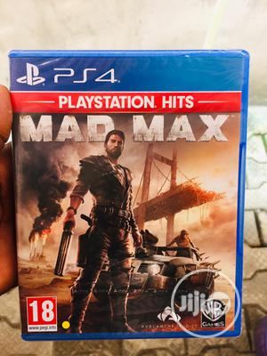Mad Max for Ps4 | Video Games for sale in Lagos State, Ikeja