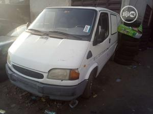 Ford Transit 1999 White Tokunbo   Buses & Microbuses for sale in Lagos State, Apapa