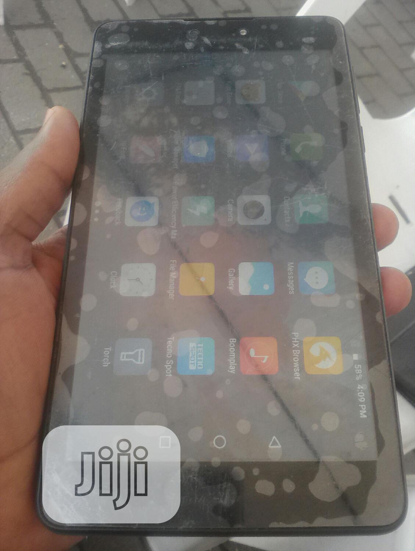 Tecno DroiPad 7D 16 GB Black | Tablets for sale in Ikeja, Lagos State, Nigeria