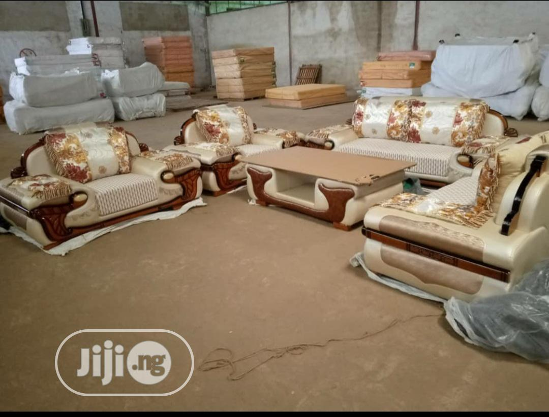 Brand New Turkish Sofas At Very Affordable Prices. | Furniture for sale in Wuye, Abuja (FCT) State, Nigeria
