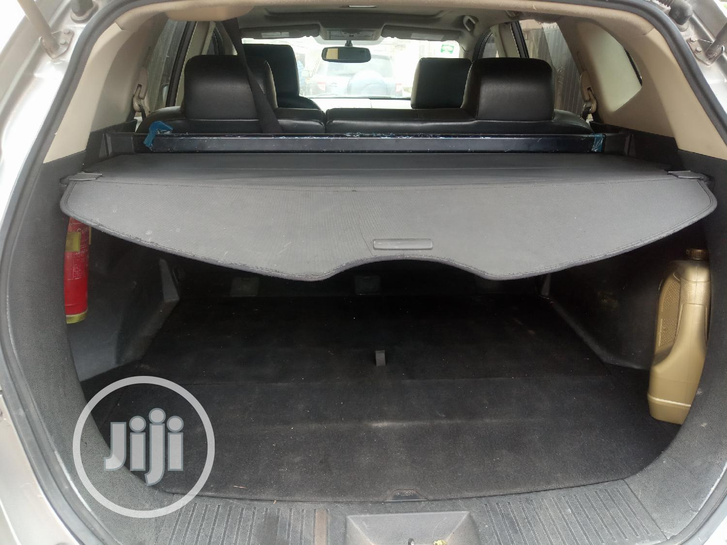 Archive: Nissan Rogue 2010 Gray