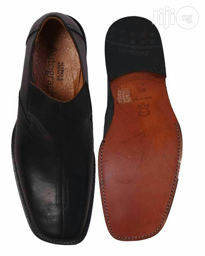 New Marks & Spencer Italian Men Shoe (Sizes 10.5 And 12) | Shoes for sale in Osogbo, Osun State, Nigeria