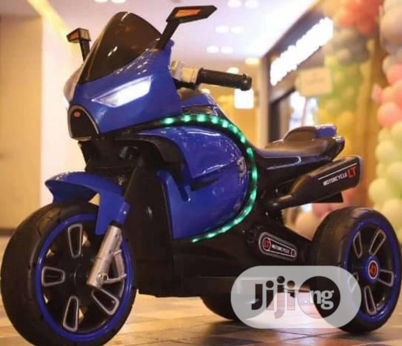 Archive: Electronic Power Bike for 2-7years