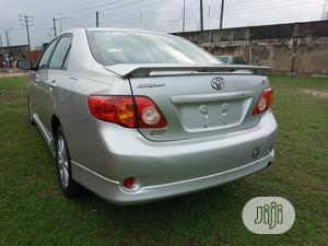 Toyota Corolla 2009 Silver   Cars for sale in Lagos State, Ikeja