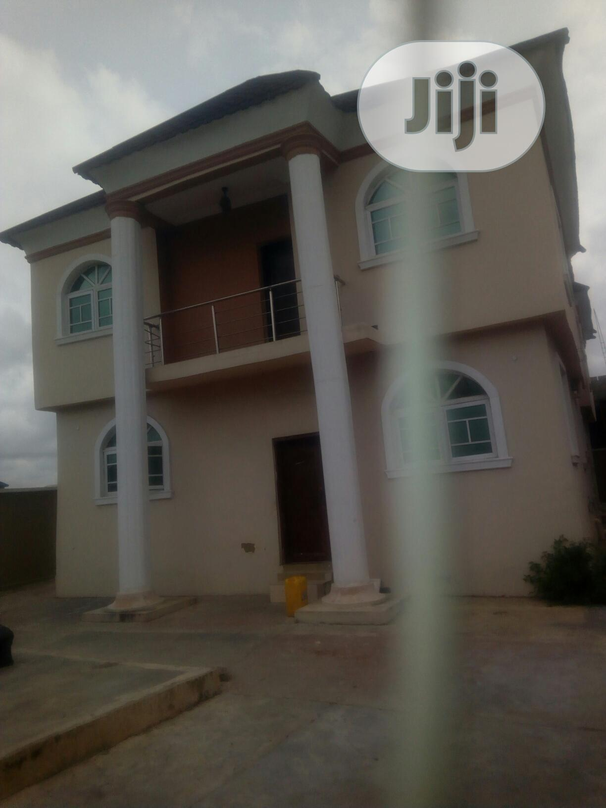 Four Bedroom Duplex For Sale