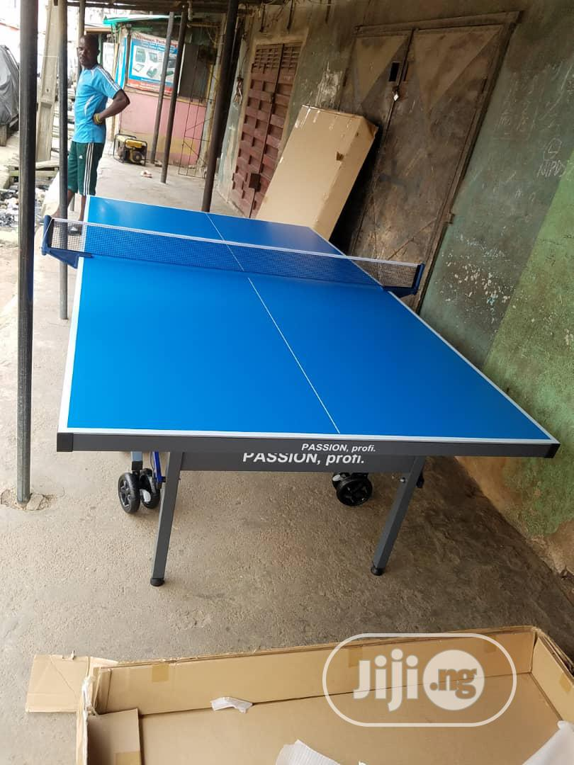 Outdoor Table Tennis Board | Sports Equipment for sale in Ojota, Lagos State, Nigeria