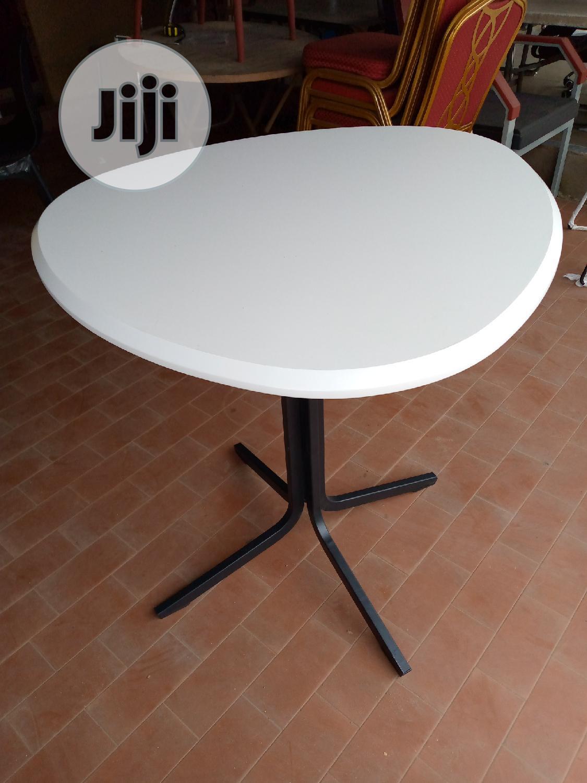 Restaurant Table With Metal Leg S In Ajah Furniture City Furnitures Jiji Ng For Sale In Ajah Buy Furniture From City Furnitures On Jiji Ng