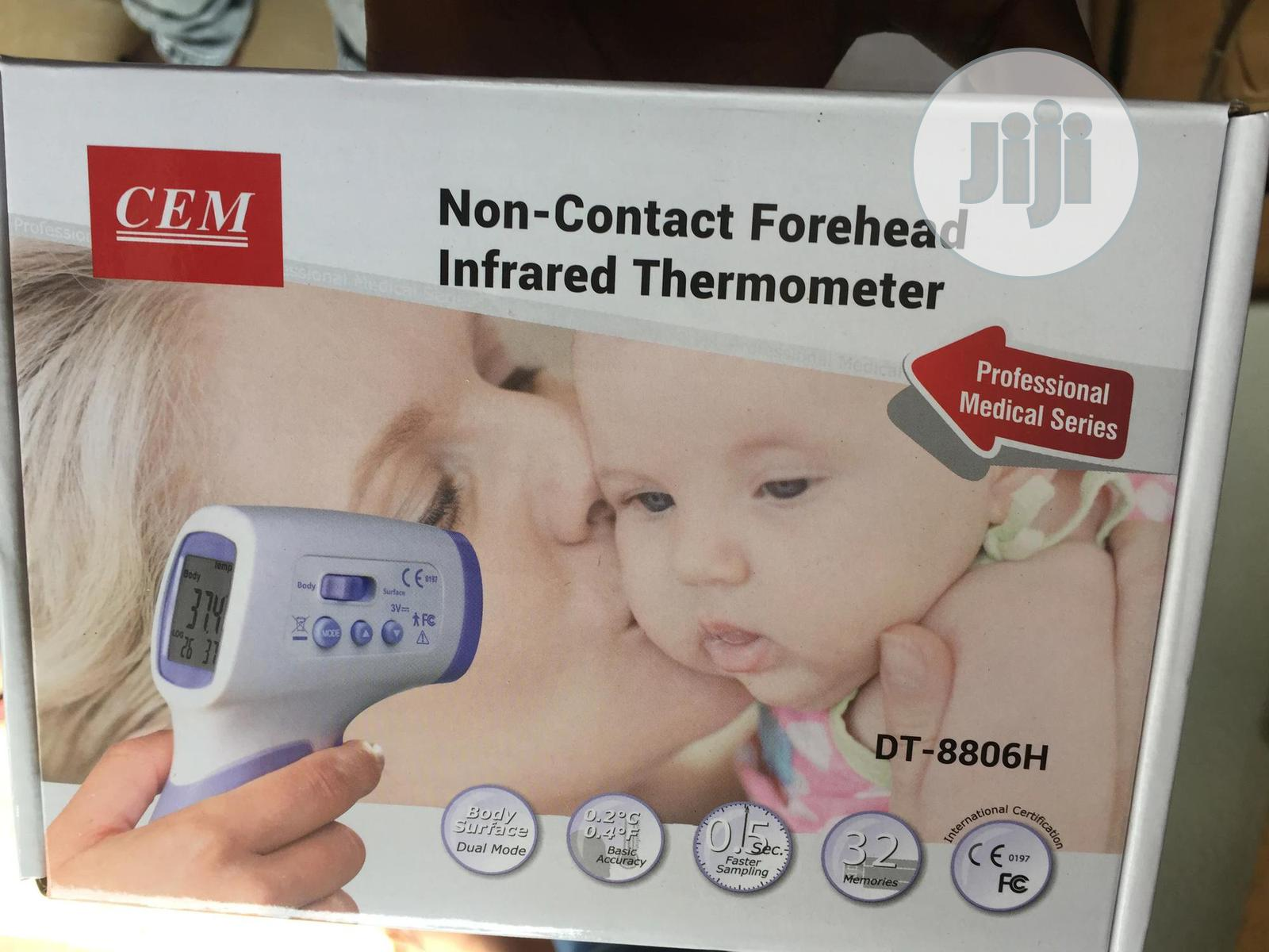 Non Contact Forehead Infrared Thermometer