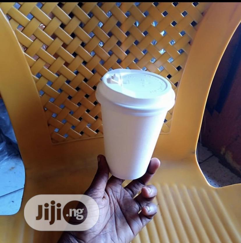 Big Plastic Coffee Cups