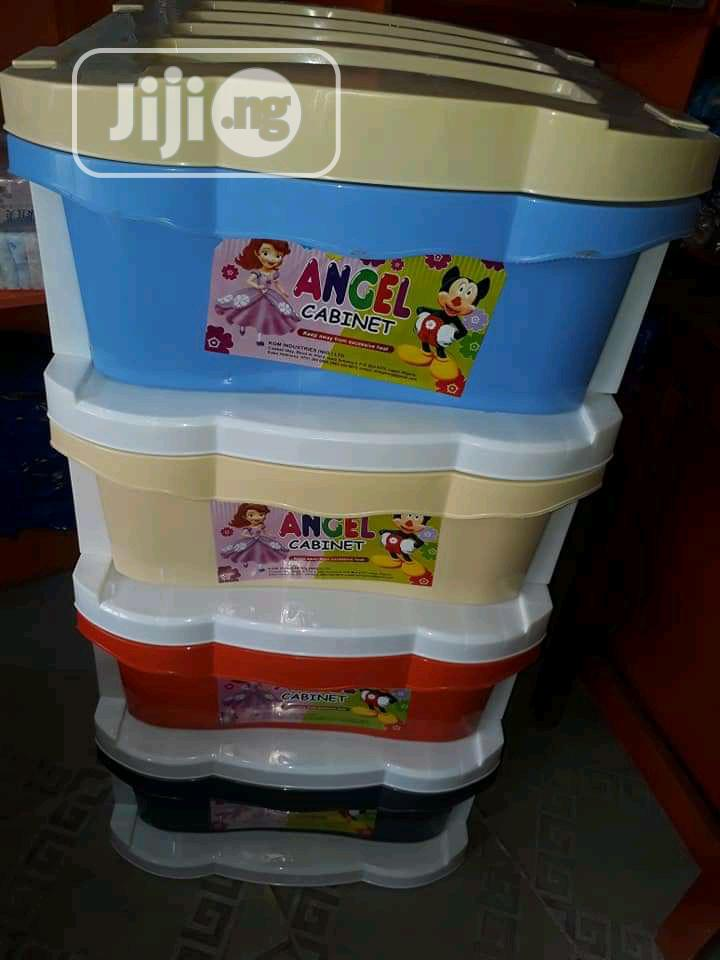 Archive: Angel Cabinet