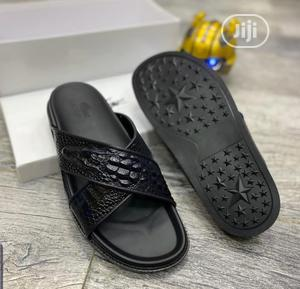 Lacoste Crocs Skin Slippers   Shoes for sale in Lagos State, Lagos Island (Eko)