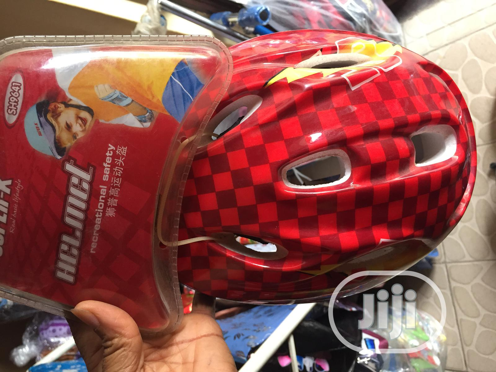 Helmet for Scooter and Bicycle Rides | Sports Equipment for sale in Wuye, Abuja (FCT) State, Nigeria