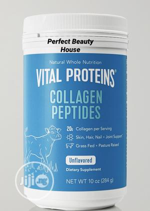 Vital Proteins Collagen Peptides Unflavored 10oz 284g | Vitamins & Supplements for sale in Lagos State, Ikeja