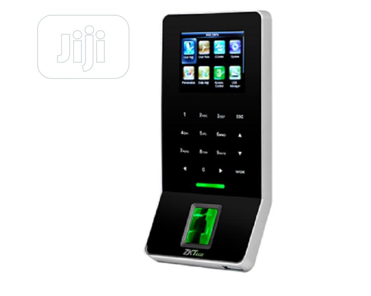 ZKTECO Fingerprint Time Attendance And Access Control -F22 | Security & Surveillance for sale in Ikeja, Lagos State, Nigeria