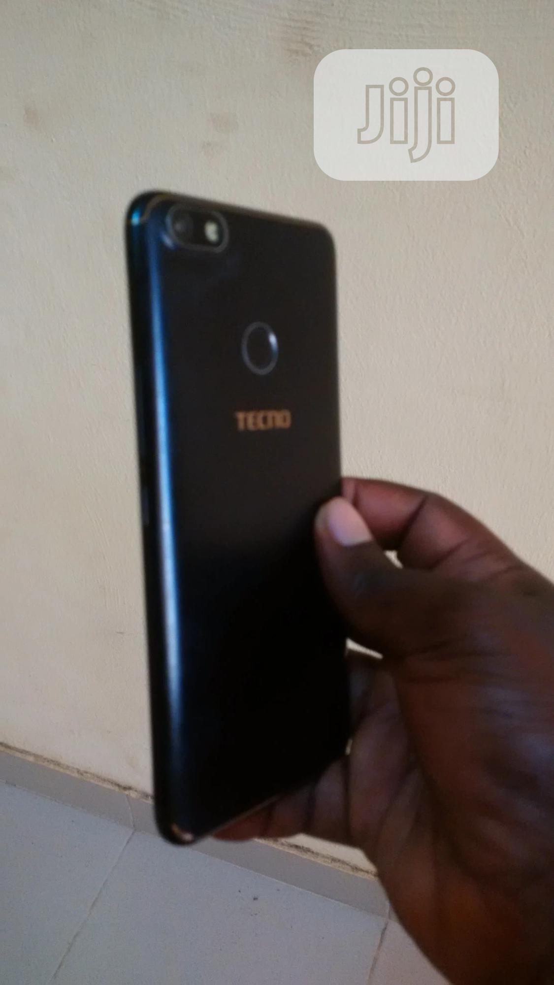 Archive: Tecno Camon X Pro 64 GB Black