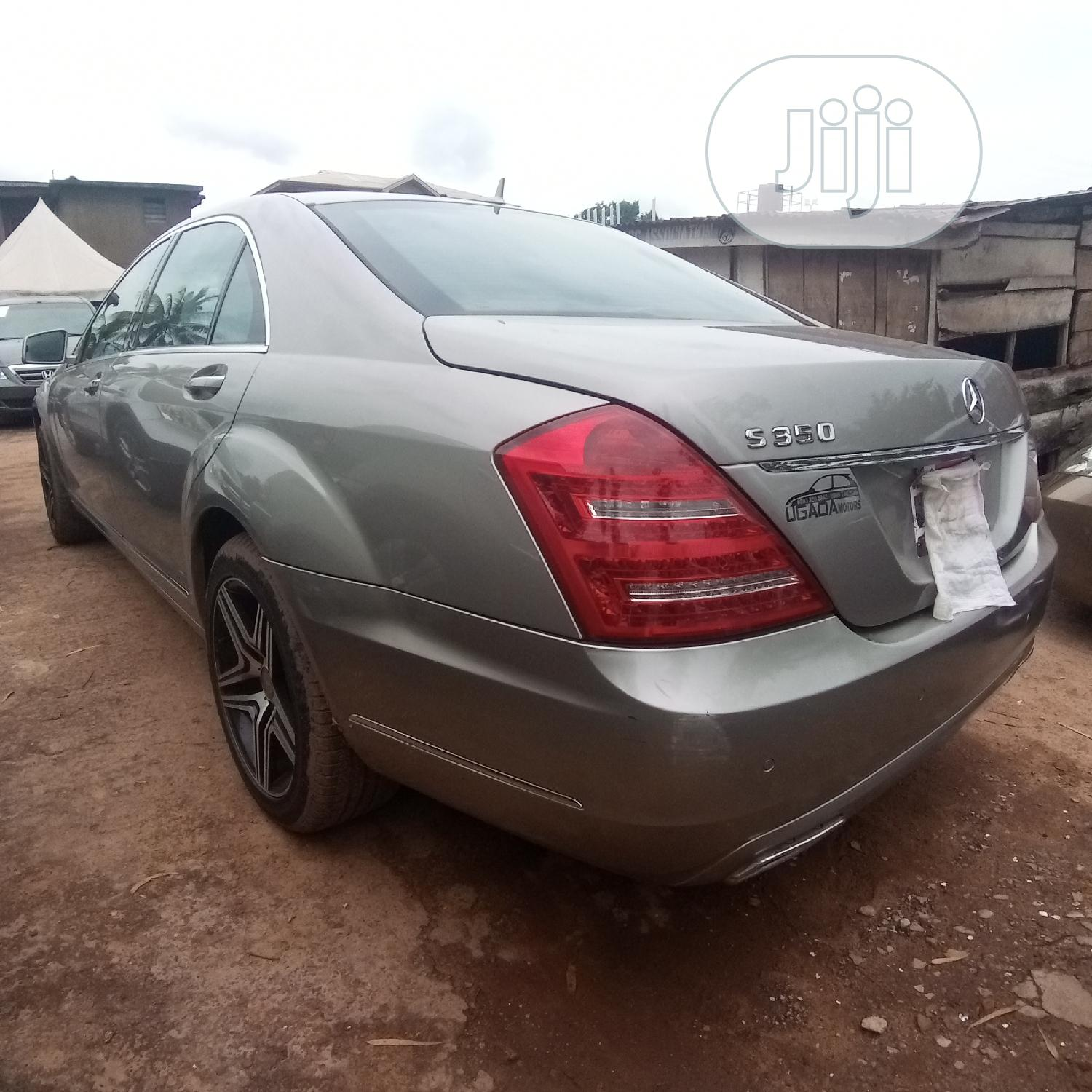 Archive: Mercedes-Benz S Class 2008 Silver