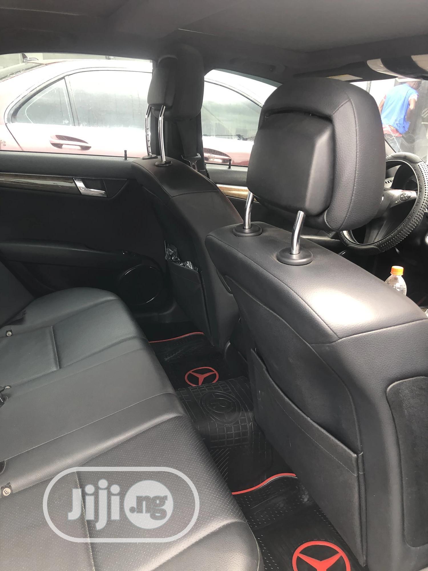 Archive: Mercedes-Benz C350 2010 Black