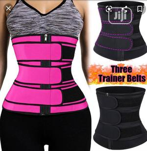 3 Strap Waist Trainer   Clothing Accessories for sale in Lagos State, Ojodu