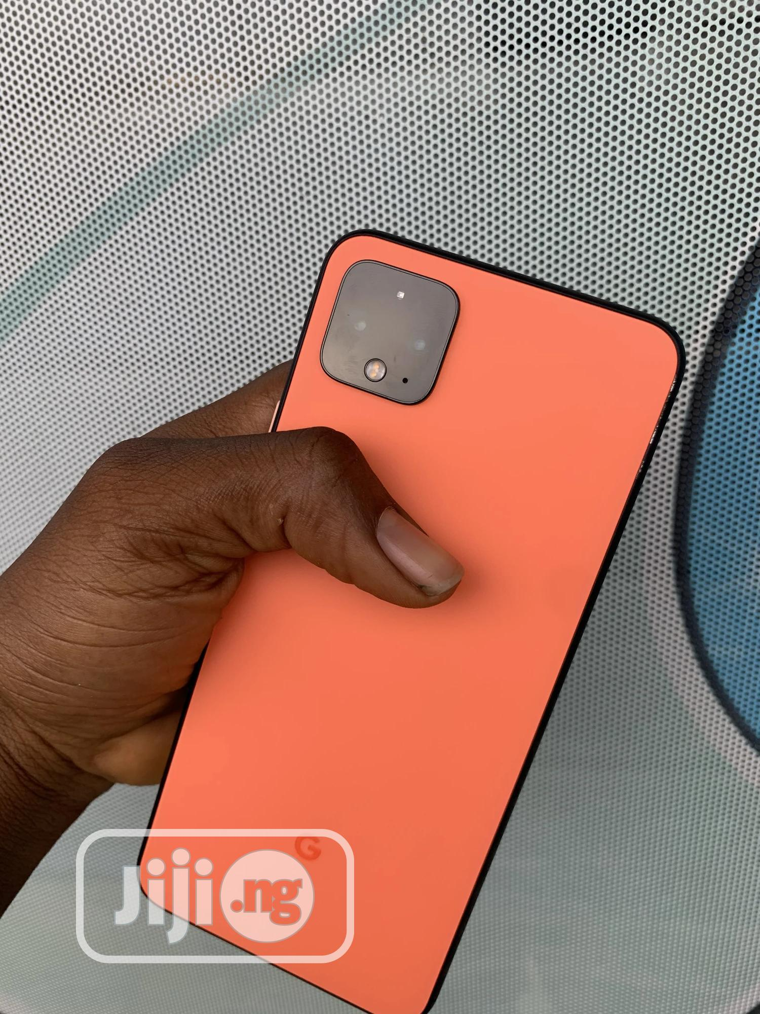 Google Pixel 4 XL 64 GB Pink | Mobile Phones for sale in Ikeja, Lagos State, Nigeria