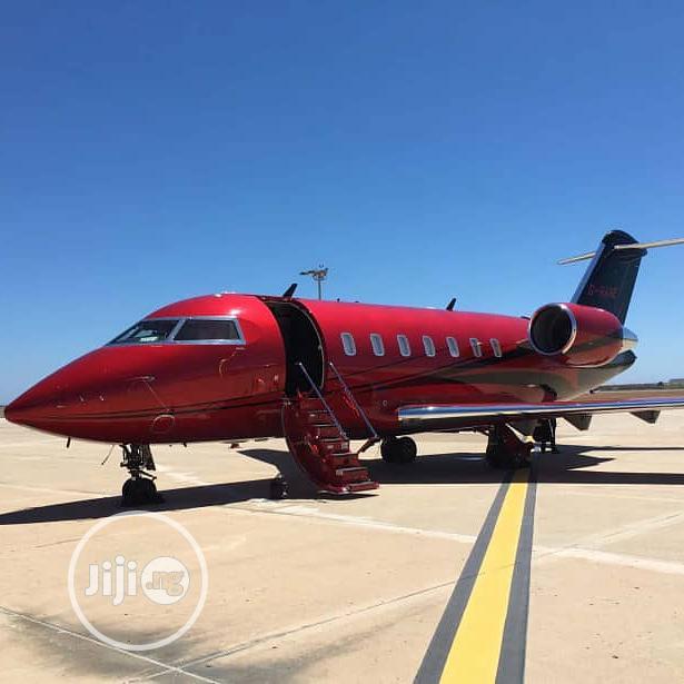 Bombardier Global 6000 2012