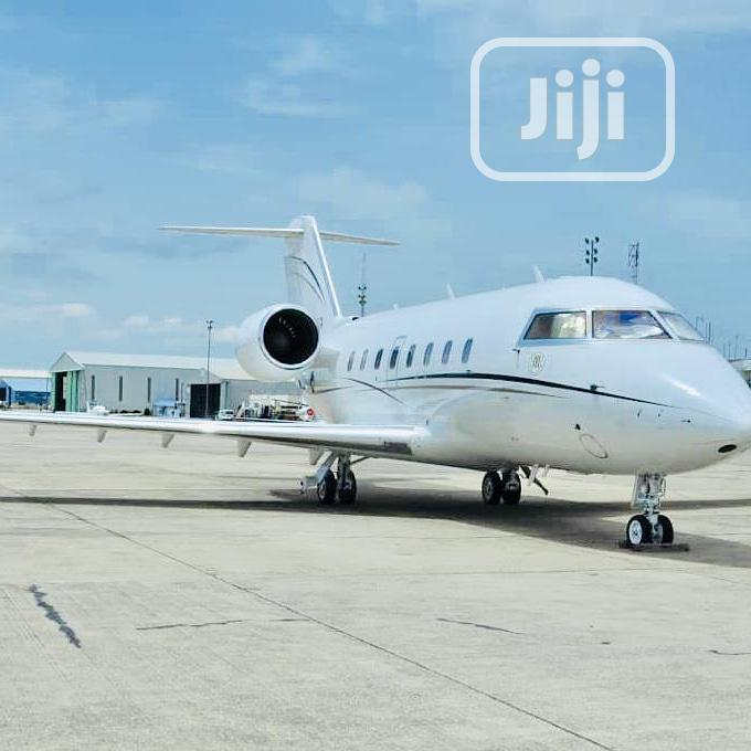Bombardier Global 6000 2012   Heavy Equipment for sale in Ikeja, Lagos State, Nigeria