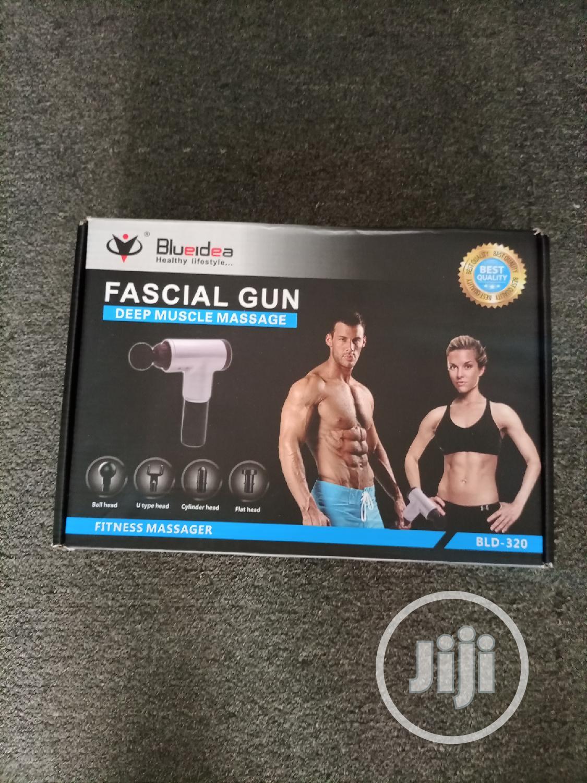 Fascial Gun Massager   Sports Equipment for sale in Lagos Island (Eko), Lagos State, Nigeria