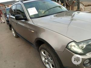 BMW X3 2007 3.0i Sport Automatic Gold   Cars for sale in Lagos State, Mushin