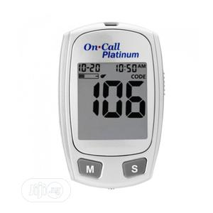On-call Platinum Blood Glucose Meter   Medical Supplies & Equipment for sale in Enugu State, Enugu