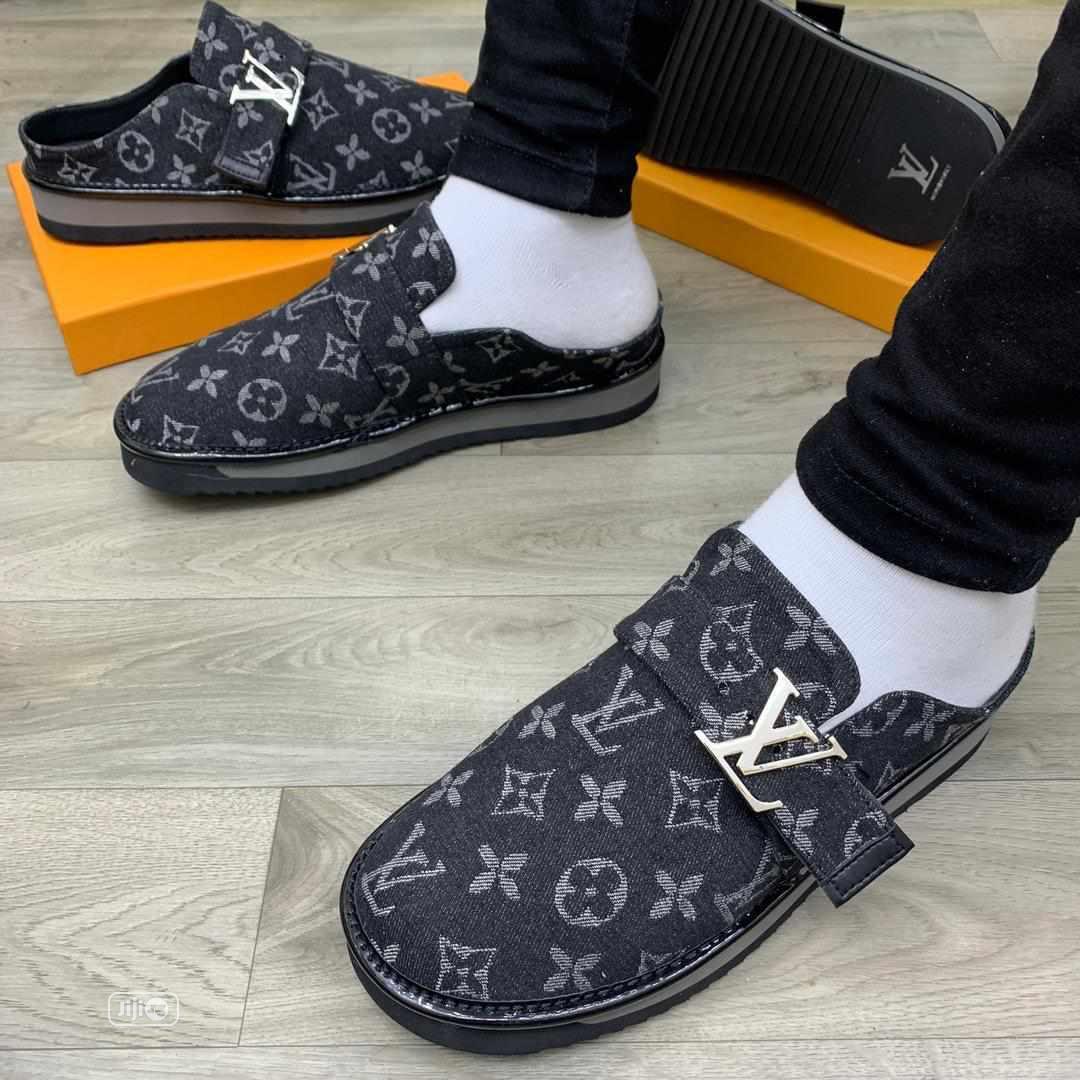 Louis Vuitton (LV) Half Shoe for Men's