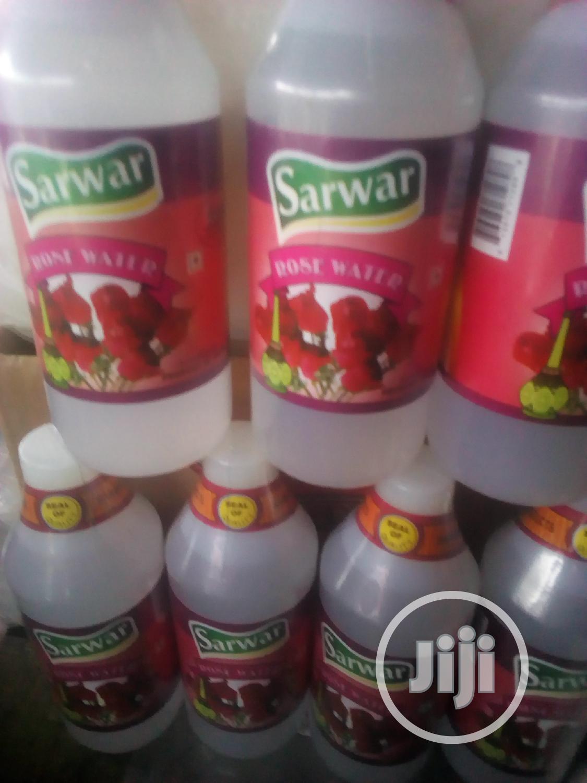 Sarwa Rose Water .