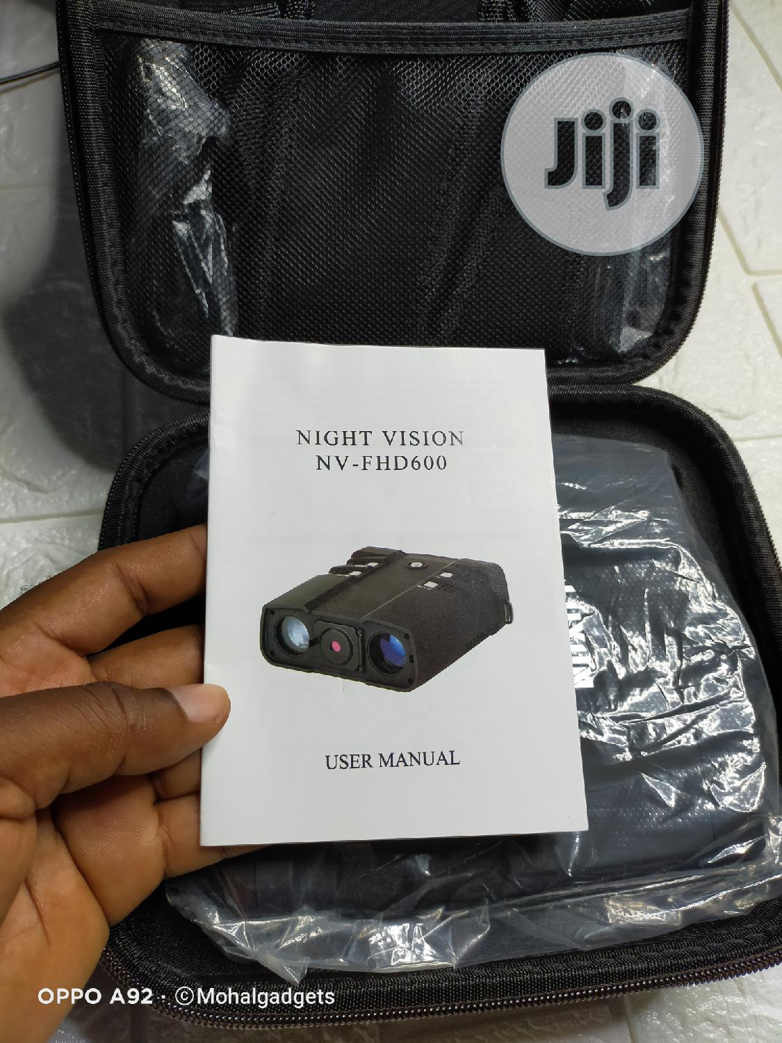 Military Day and Night Vision Binoculars(Total Darkness) | Camping Gear for sale in Ikorodu, Lagos State, Nigeria
