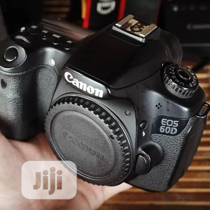 Archive: Canon 60D Body Only