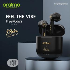 Oraimo Freepod 2 . 2baba Edition. | Headphones for sale in Lagos State, Ikeja