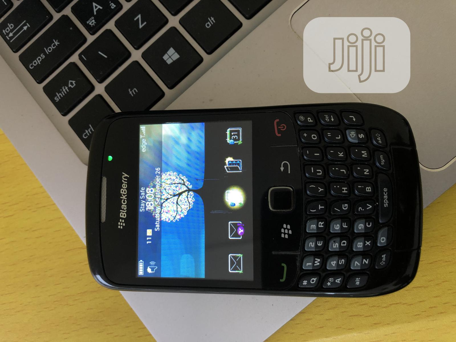 Archive: BlackBerry Curve 8520 Black