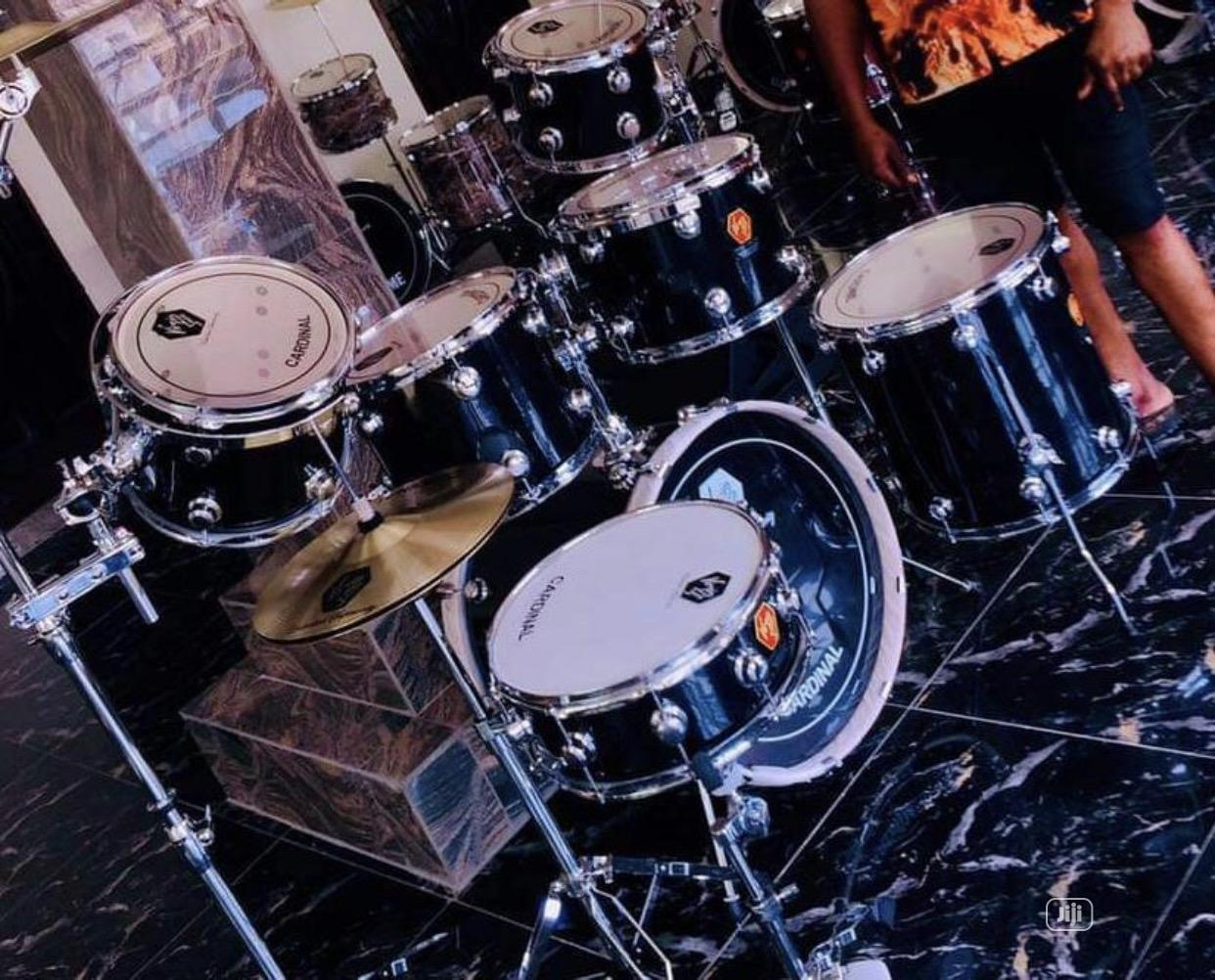 Virgin Professional Drumsets