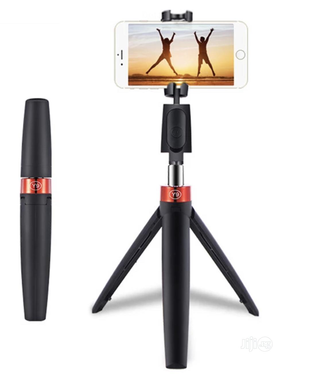 Archive: Bluetooth Selfie Stick With Integrated Tripod & Remote